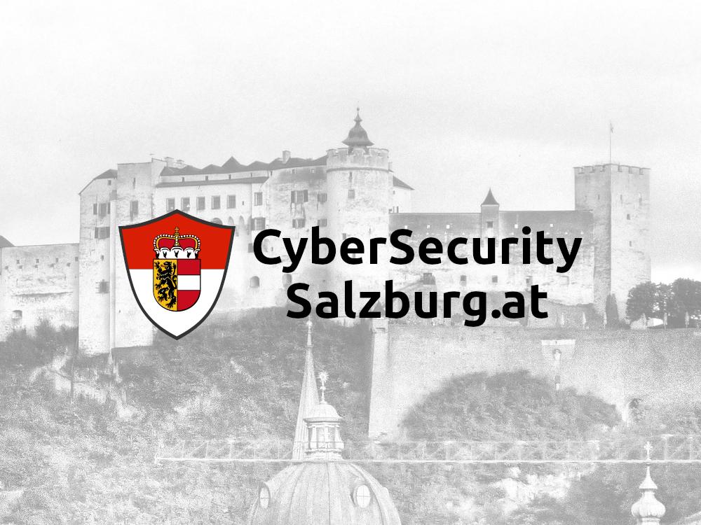 Cyber Security Salzburg